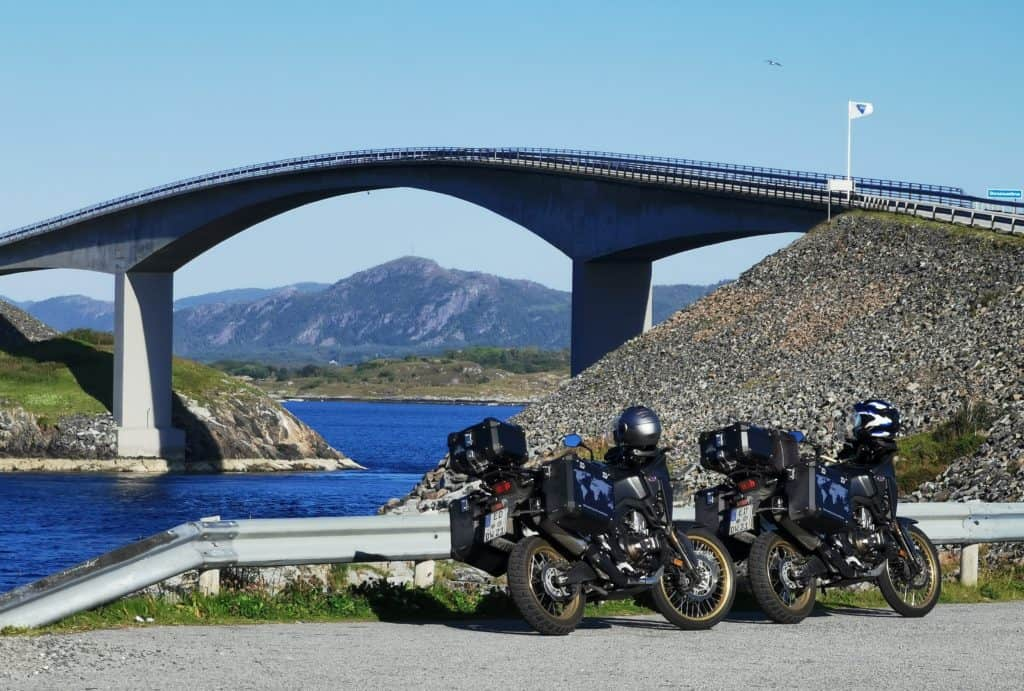 Atlantic Road - Storseisund Bridge