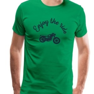 T-Shirt mit Design